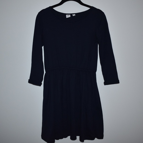 GAP Kids Navy Blue Dress